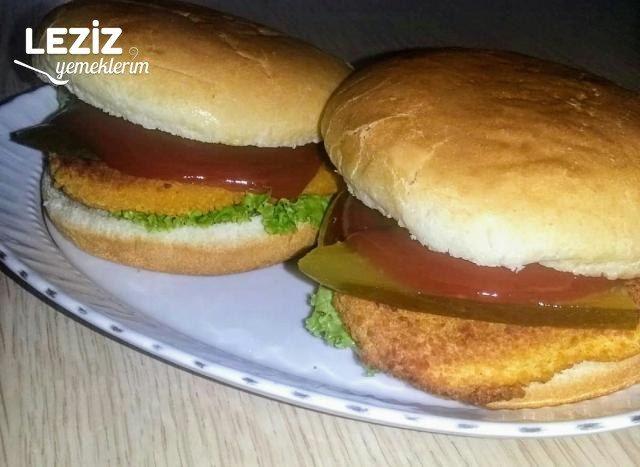 Pratik Hamburger Yapımı