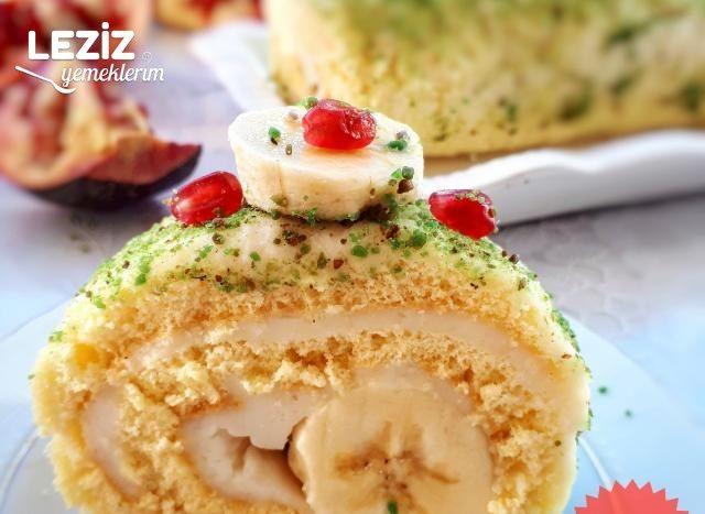 Muzlu Rulo Pasta (Tam Ölçü)