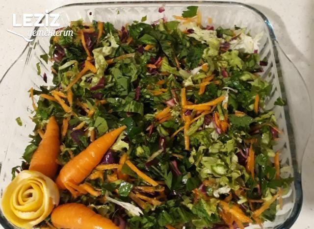 Roka Salatası (Çok Faydalı)