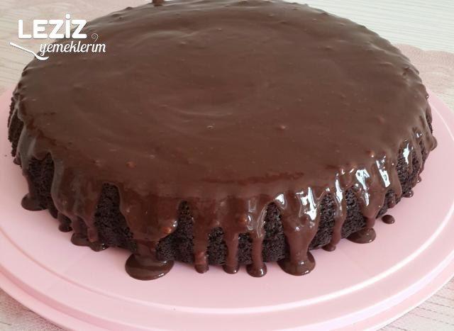 Çikolatalı Kokotart Pasta