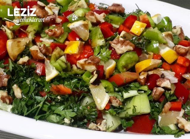 Nefis Çoban Salata