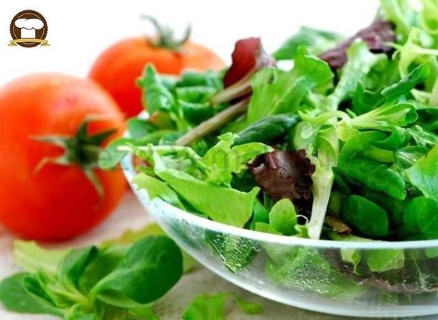 Şifalı Yeşil Salata