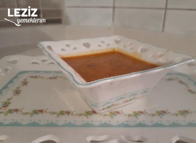 Enfes Ezogelin Çorbası