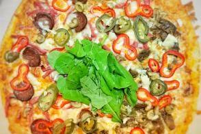 Tambuğday Unlu Pizza