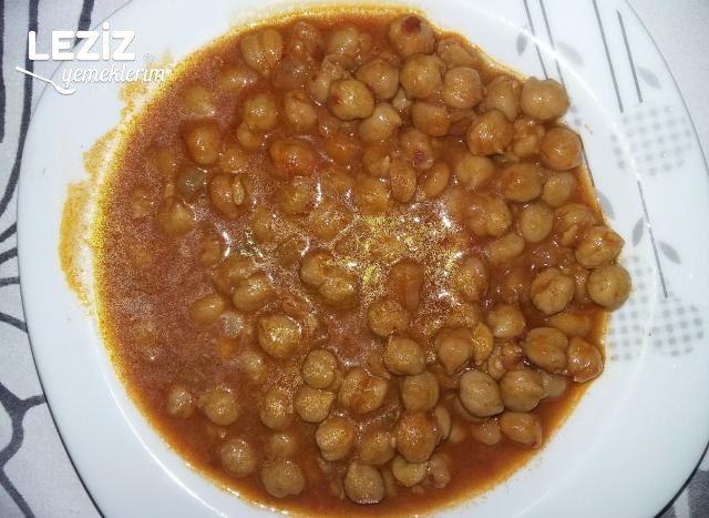 Düdüklüde Nohut Yemeği (Türk Mutfağı'nın Vazgeçilmezi)