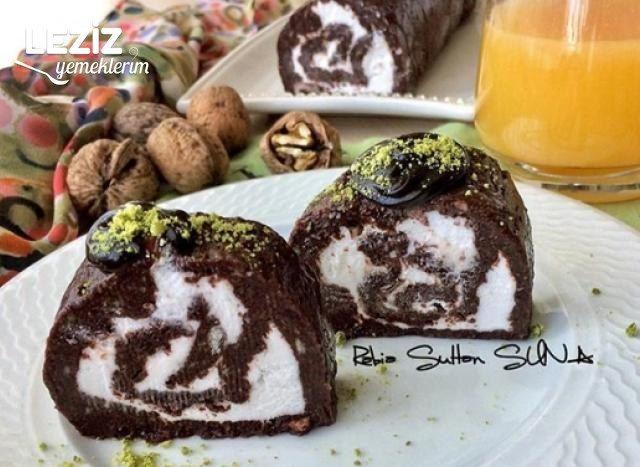 4 Malzemeli Bayat Ekmek Pastası