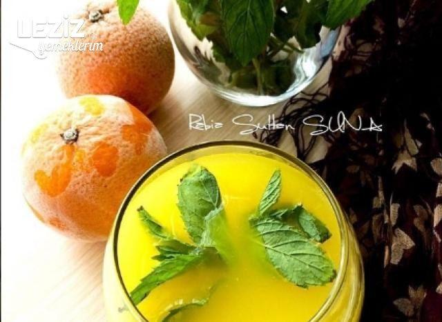 1 Limon 3 Portakal İle Limonata