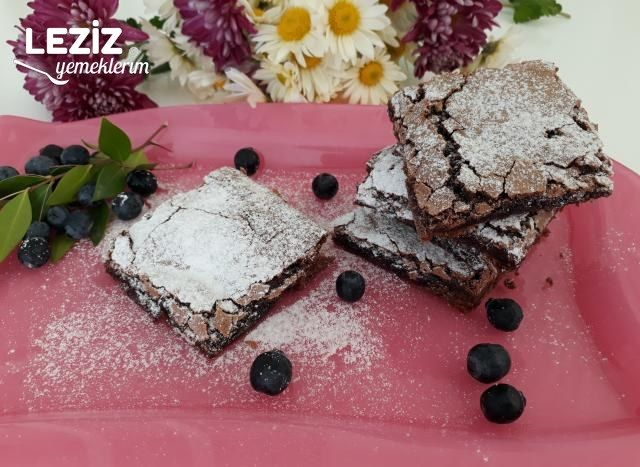 Nutellalı Browni