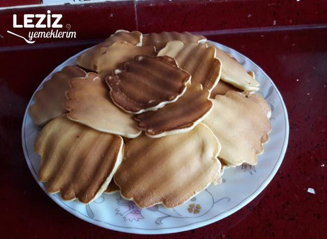 Pankek (Pratik Kahvaltılık)