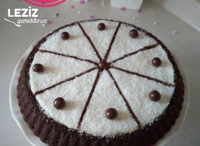 Kremalı Tart Pasta