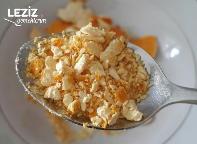 Portakal Tozu Nasıl Yapılır