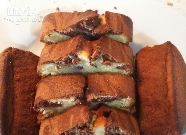 Nefis Kakao Karışımlı Kek