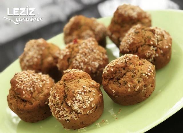 Tuzlu Muffin Yapımı