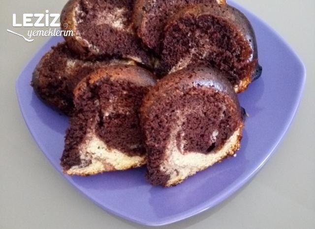 Kakaolu Ve Sade Kek