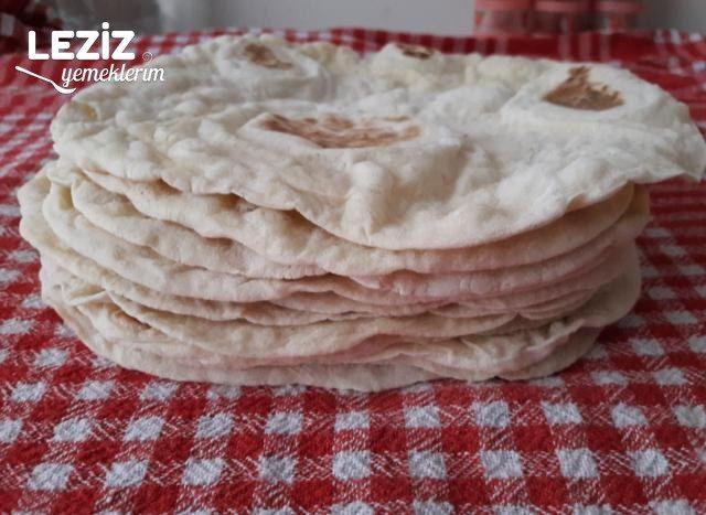 Lavaş Ekmeği Nasıl Yapılır?