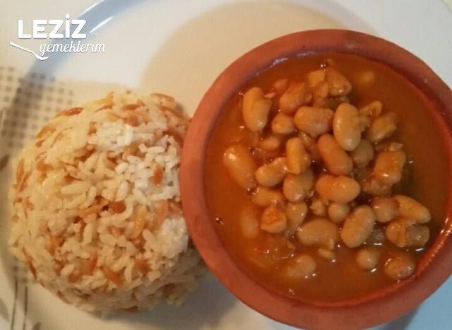 Kuru Fasülye (Türk Mutfağı Klasiği)