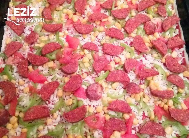 Tepside Kolay Pizza
