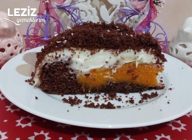 Balkabaklı Köstebek Pastası