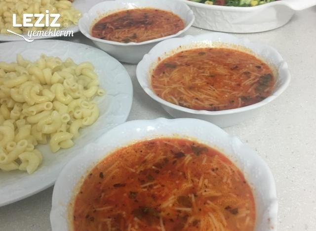 Şehriyeli Çorba