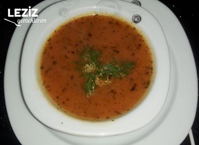 Et Suyuna Arpa Şehriye Çorbası