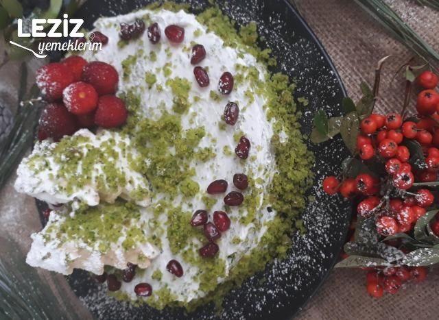 Ispanaklı Kış Pastası