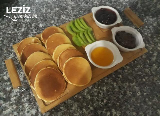 Pancake Tarifi (Pankek)