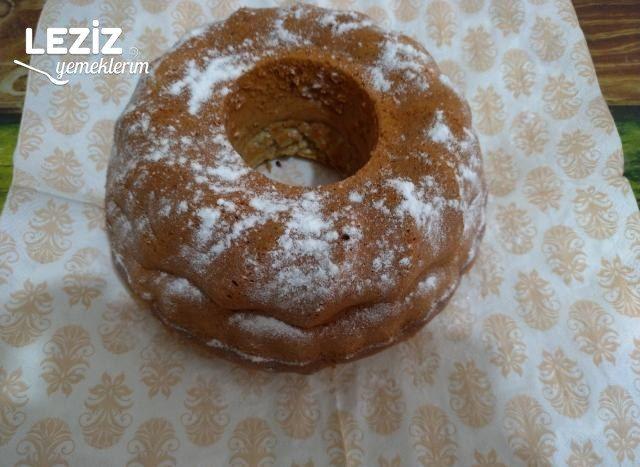 Enfes Portakallı Kek