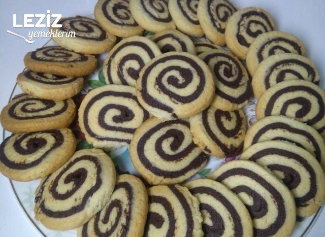 Spiral Kurabiye