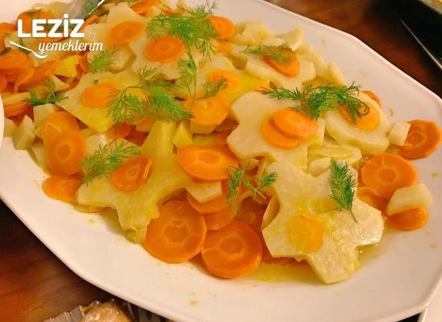 Muhteşem Portakallı Kereviz