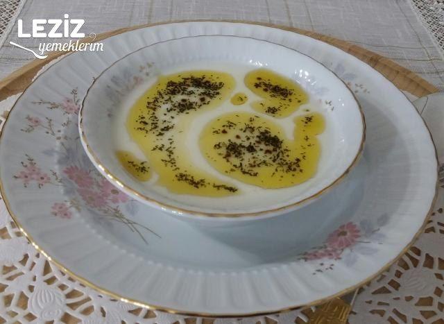 Mis Gibi Yoğurt Çorbası Tarifi