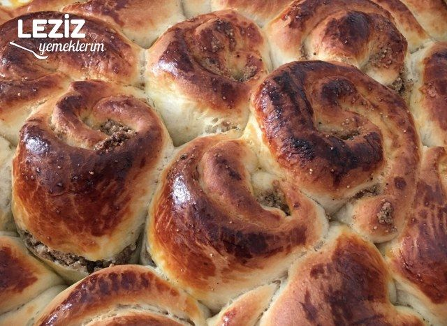 Haşhaşlı Çörek (Nefis - Mutlaka Deneyin)