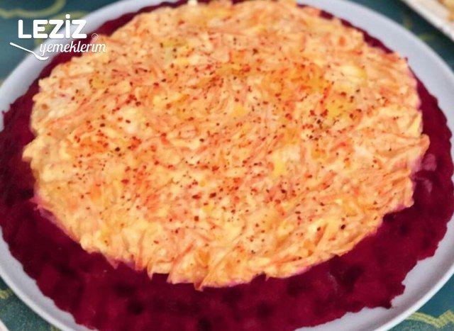 Kokoş Salata Tarifi
