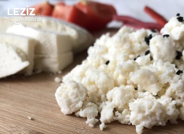 Laktozsuz Lor Peynir Ve Beyaz Peynir Nasıl Yapılır