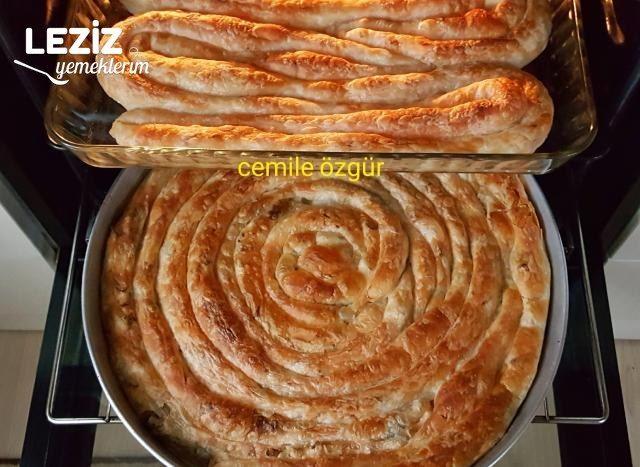 Pırasalı Çarşaf Böreği