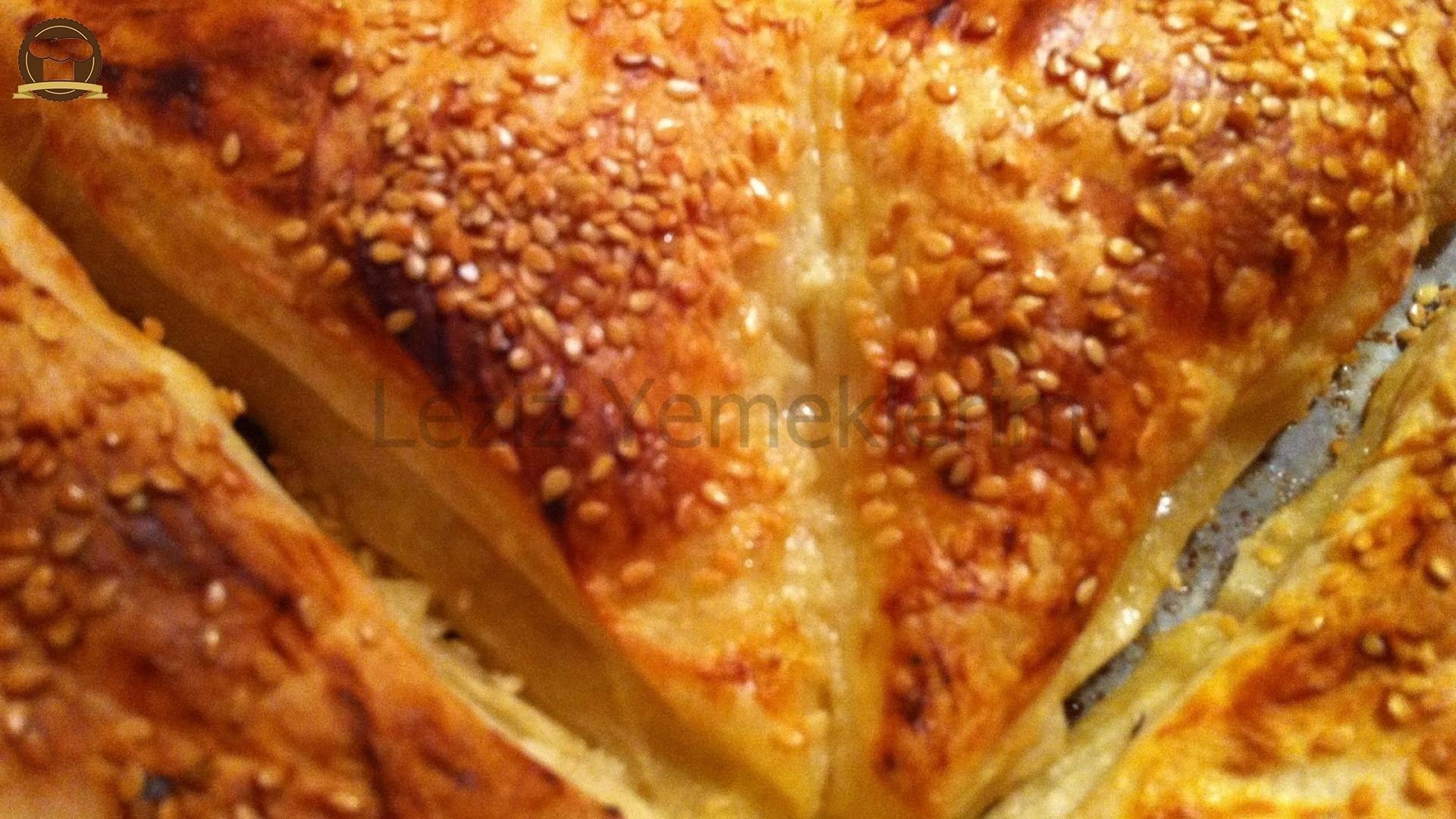 Tavuklu Zarf Böreği Tarifi