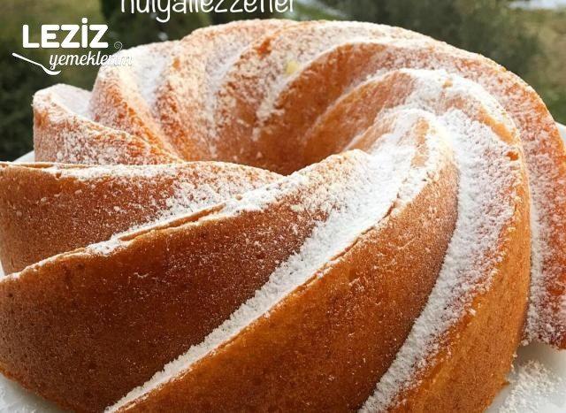 Nefis Limonlu Kek Nasıl Yapılır