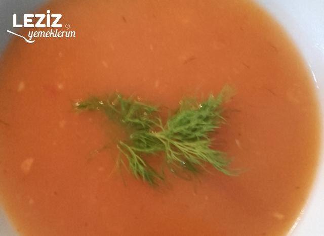 Toz Tarhana Çorbası Tarifi