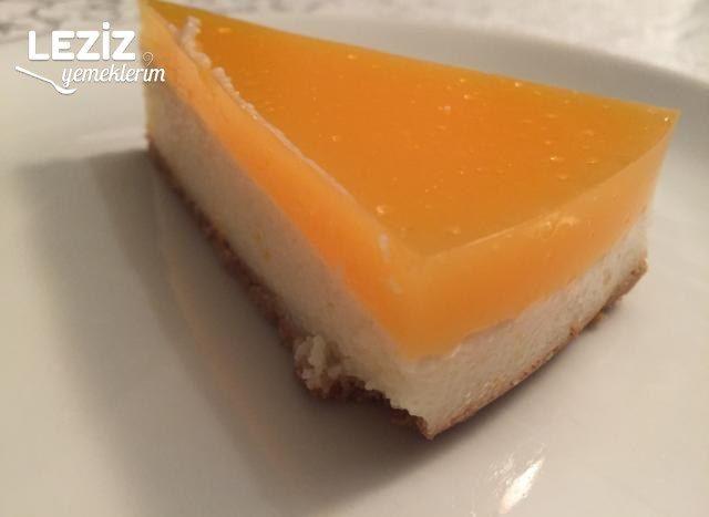 Portakal Soslu İrmik Tatlısı Tarifi