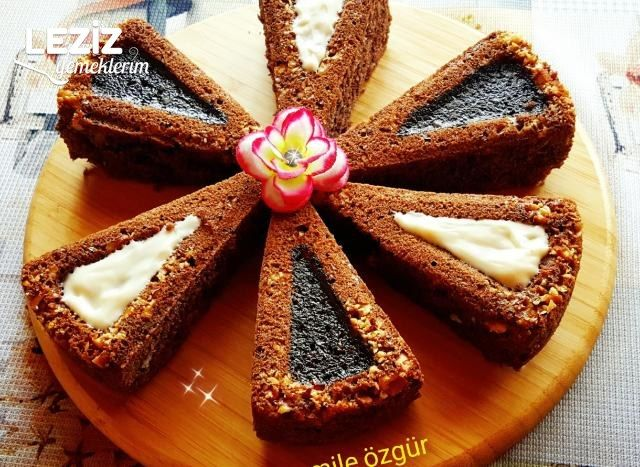 Nişastalı Kakaolu Kek