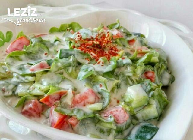 Semizotu Salatası Nasıl Hazırlanır