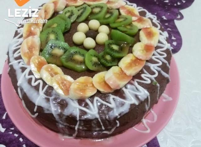Bisküvili Pasta (Çok Pratik Çok Lezzetli)