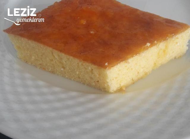 Mis Gibi Portakallı Kek