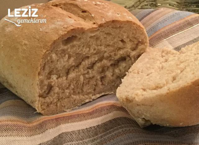 Somun Ekmek Tarifi (Ev Yapımı)