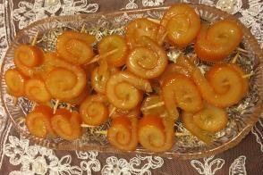 Portakal Kabuğunun Reçeli