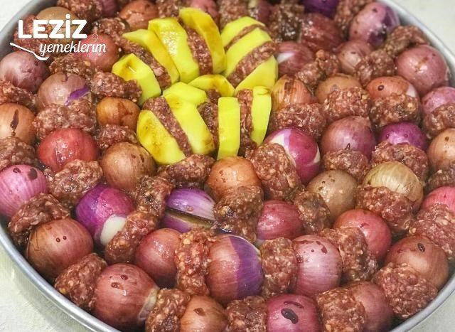 Nefis Soğan Kebabı