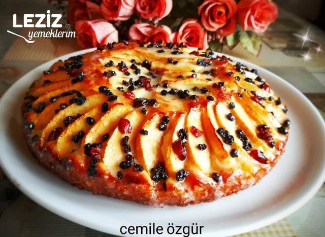Mükemmel Elmalı Kek