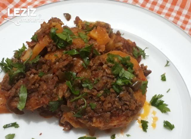 Fırınsız Patates Musakka