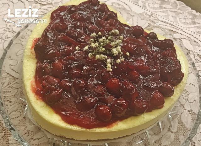Vişneli Cheesecake (Garanti Tarif)