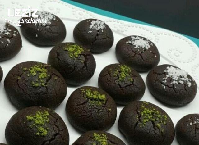 Kakaolu Islak Kurabiye Nasıl Yapılır
