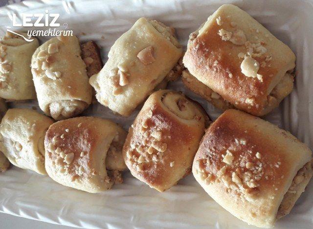 Tahinli Fıstıklı Çörek